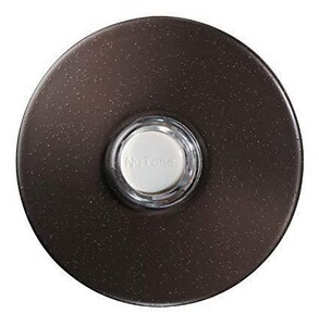 Broan Nutone Stucco Push-Button Oil Rubbed Bronze NPB41LBR