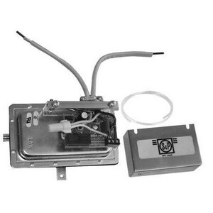 S&P USA Ventilation 120V Pressure Switch SSPT100X