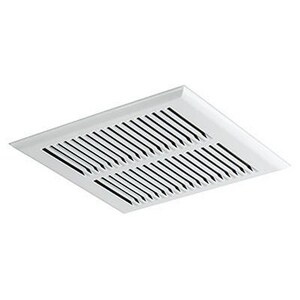 Broan InVent™ Series Grille in White BMMG