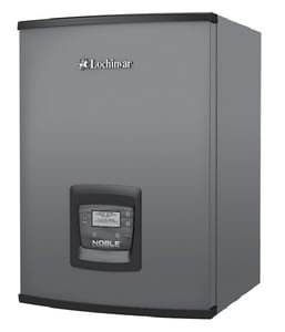 Lochinvar Knight® Commercial and Residential Gas Boiler 80 MBH Natural Gas LNKB080N