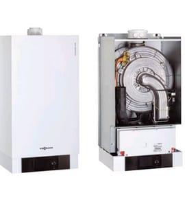 Viessmann Vitodens 200-W® Commercial Gas Boiler 352 MBH Propane and Natural Gas VB2HAH14