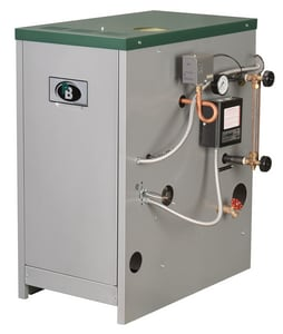 PB Heat Series 63™ Commercial and Residential Gas Boiler 88.5 MBH Natural Gas P6303LSPRKSPN