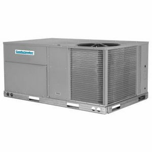 International Comfort Products 60000 BTU 15 SEER 5 Tons 230 V Packaged RTU Heat Pump IRHH060H0CA0AAA