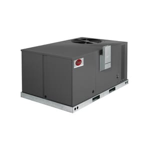 Ruud Classic® Series 4 Tons 14 SEER R-410A Single-Stage Spine Fin Convertible Commercial Packaged Gas/Electric Unit RKPNA048CL08E