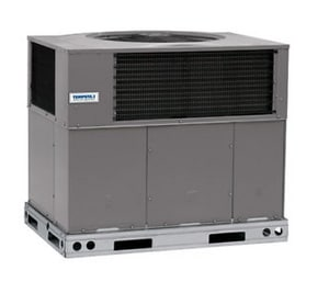 International Comfort Products PGD4 Series 14 SEER R-410A Single-Stage Evaporator Convertible LP or Natural Gas/Electric Packaged Unit IPGD4090K001E