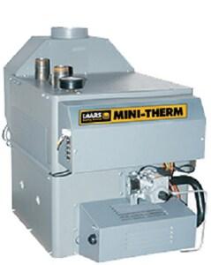Laars Mini-Therm® JVS California Energy Commission Registered 125 MBH Propane SPARK Igniter L/ PUMP LJVS125P