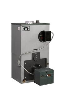 PB Heat Series EC/ECT™ Residential Oil Boiler 105 MBH PECT03SP