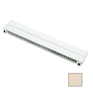 Runtal North America Contractor Series 6000 BTU Complete Baseboard Unit in White 6 in. x 10 ft. Steel RUF2