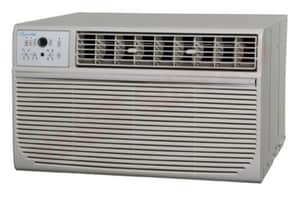 Heat Controller Comfort Aire® 1 Ton R-410A 10000 Btu/h Room Air Conditioner HBG103H