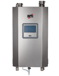 NY Thermal Trinity Fire Tube Residential Gas Boiler 200 MBH Natural Gas NTFT200