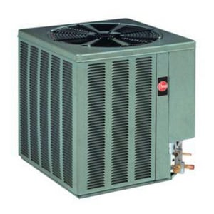 Rheem 15PJL Series 15 SEER 1.5 Tons Single-Stage R-410A Heat Pump Condenser R15PJL18A01