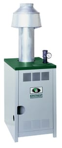 PB Heat Series GM™ Commercial Gas Boiler 285 MBH Natural Gas PGM06SVWPN