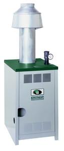 PB Heat Series GM™ Commercial Gas Boiler 342 MBH Natural Gas PGM07SVWPN