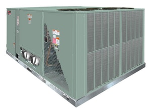 Rheem Value Series RKKL-B Series 15 Tons 24/208/230V Three Phase Commercial Packaged Gas/Electric Unit RKKLB180CM25E