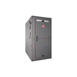 Rheem Classic Plus™ 24-1/2 in. 115000 BTU 95% AFUE 5 Ton Single-Stage Multi-Position 1 hp Natural or Propane Furnace R95TA1151524MSA