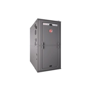 Rheem Prestige™ 17-1/2 in. 40000 BTU 96% AFUE 3 Ton Two-Stage Multi-Position 1/2 hp Natural or Propane Furnace R96VA0402317MSA