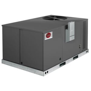 Rheem Value Series RKKL-B Series 6 Tons 135 MBH Three Phase Commercial Packaged Gas/Electric Unit RKKNB072CL13EAJA