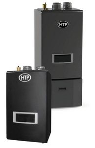 Heat Transfer Products UFT Combi Commercial and Residential Gas Boiler 199 MBH Natural Gas and Propane HUFTC199W