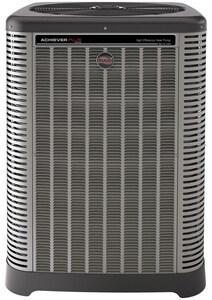 Rheem 20 Seer 3 Tons Three Stage R 410a 1 2 Hp Heat Pump Condenser