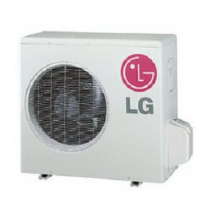LG Electronics Art Cool™ 9 MBH Wall Mount Outdoor 0.75 Ton Mini-Split Single-Zone LGLAU0HYV1