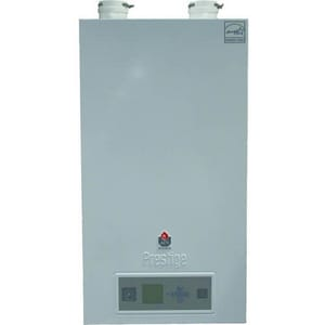 Triangle Tube Prestige Solo Water/Steam Boiler 155 MBH Natural Gas TPA155