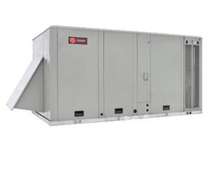 Trane Foundation™ 15 Ton 180 MBH 208/230V Three Phase Commercial Packaged Gas/Electric Unit TGBC180A3ELA0000