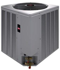 Rheem WA13 Series 2 Tons 13 SEER R-410A Single-Stage Air Conditioner Condenser RWA1324AJ1NA