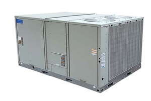 American Standard HVAC Voyager™ 20 Tons Commercial Packaged Heat Pump AWSD240E4R0B0000