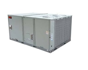Trane Voyager™ 15 Tons 460V Three Phase Commercial Packaged Gas/Electric Unit TYSH180G4RHA1TCV