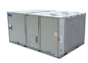 American Standard HVAC Voyager™ 15 Tons 180 MBH 230V Three Phase Commercial Packaged Gas/Electric Unit AYSD180G3RHA0000