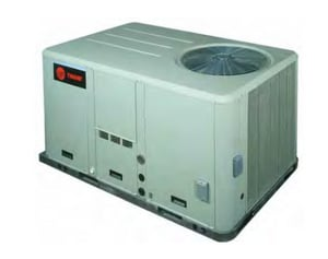 American Standard HVAC Precedent™ 5 Tons 230V Triple Phase Commercial Packaged Gas/Electric Unit AYSCG3EHB0000