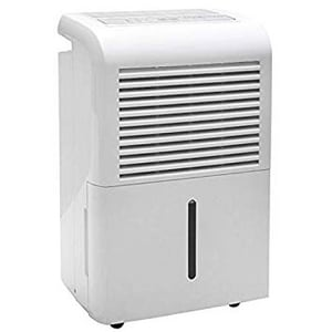 Edgestar 50 pt Portable Dehumidifier with Drain Pump EDEP501WP