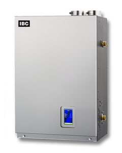 IBC Technologies SL Series G3 Commercial and Residential Gas Boiler 399 MBH Natural Gas ISL40399G3