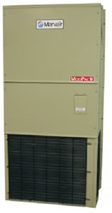 Marvair Airxcel ModPac™ II 4 Tons Electric Vertical Packaged Air Conditioner MAVPA48ACA000M5