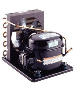 Tecumseh Products 3900 BTU 115V R-134A Condensing Unit T2C3729