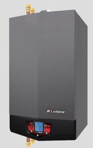 Lochinvar Knight® Commercial and Residential Gas Boiler 155 MBH Natural Gas LWHB155N