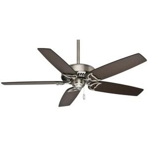 Casablanca Panama® 5-Blade Outdoor Ceiling Fan Motor in Brushed Nickel C55022
