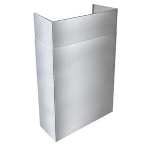 BEST® 13 in. Flue Extension for Outdoor Hood in Stainless Steel BAEWPD3054SB