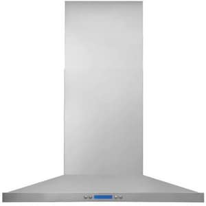 Frigidaire 30 in. 600 cfm Chimney Wall Mount Hood in Stainless Steel ERH30WC55GS