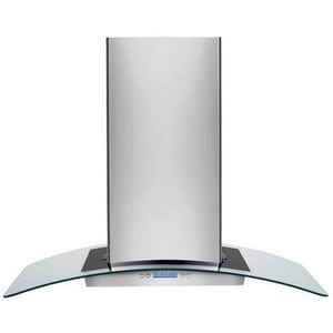 Frigidaire 36 in. Electric Island Hood Vent in Stainless Steel FRH36PC60GS