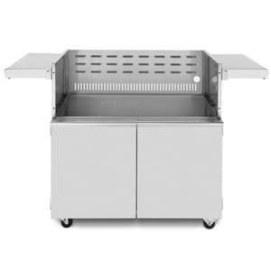 Lynx Sedona Series Cart for 36 in. Grill in Stainless Steel LS36CART