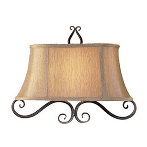 Millennium Lighting 200 Series 40W 2-Light Candelabra E-12 Wall Sconce in Burnished Gold M252BG