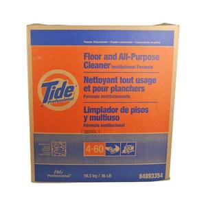Tide® 36 lbs. Tide Floor Cleaner P02364