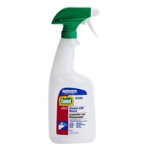 Comet 32 oz. Cleaner with Bleach 8-Pack PGC02287CT at Pollardwater