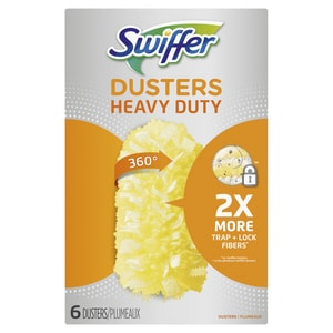 Swiffer® 6 ct 360 Degree Refill Unscented P16944