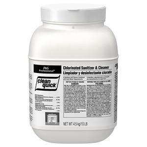 Clean Quick 10 lbs. Sanitizer P02580