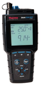 Thermo Fisher Scientific AA Battery Powered pH Portable Meter Only TSTARA2210 at Pollardwater