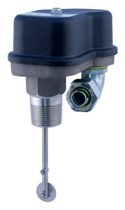 Harwil Precision Products 125/250V Brass, EPDM and Elastomer Flow Switch for 1 - 3 in. Pipes HKCQ53124A
