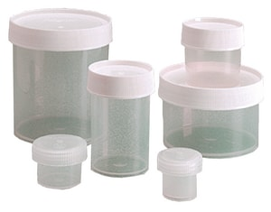 Thermo Fisher Scientific Nalgene® 125ml Polypropylene Copolymer and Polypropylene Wide Mouth Jar T21180004