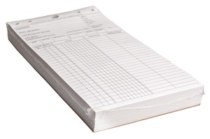 Pollardwater Meter Sheet 200 Pack PP74702 at Pollardwater